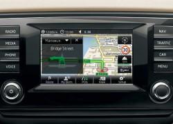 Встроенный в Columbus GPS-навигатор