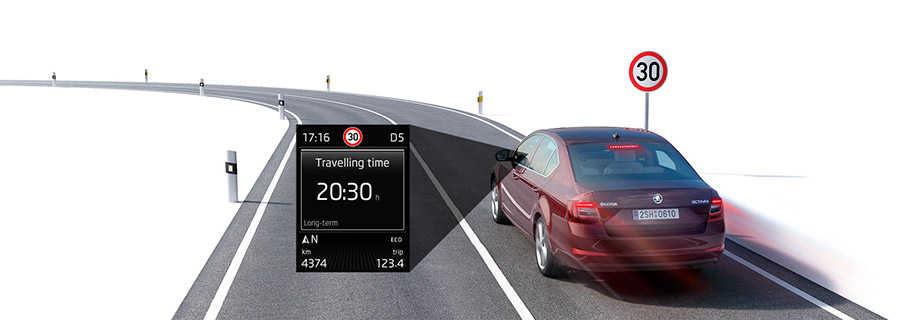 Maxidot отображает уровень усталости водителя