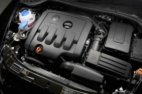 двигатель шкоды 2009