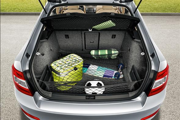 Внутренний багажник Шкода Октавиа