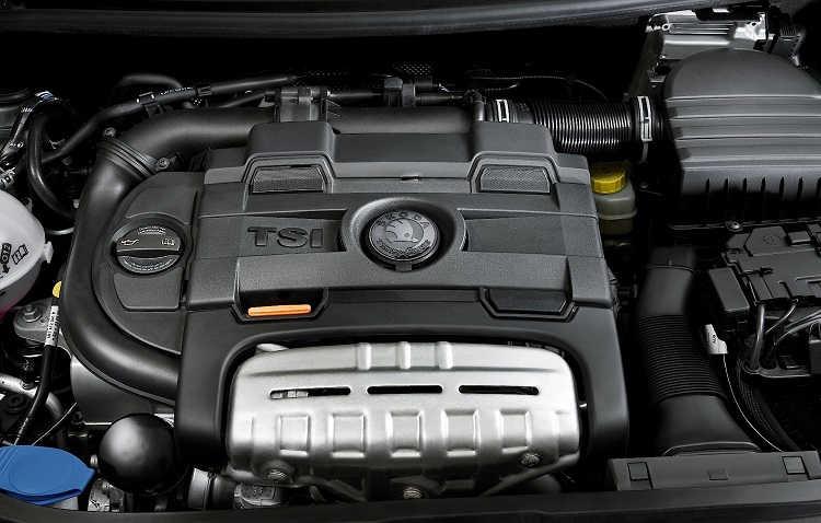 Двигатель Шкоды Октавии 2015 года