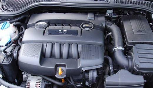 двигатель 1.6 шкода октавия