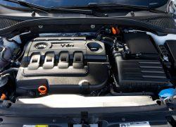 Двигатель Skoda Octavia
