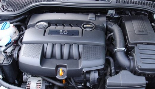 Двигатель Skoda Octavia A5 1.6 MPI